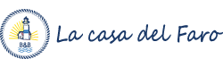 Casa del Faro Mobile Logo